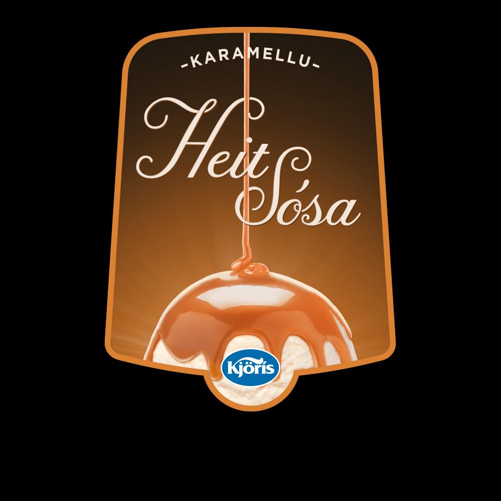 Heit Sósa – karamellu