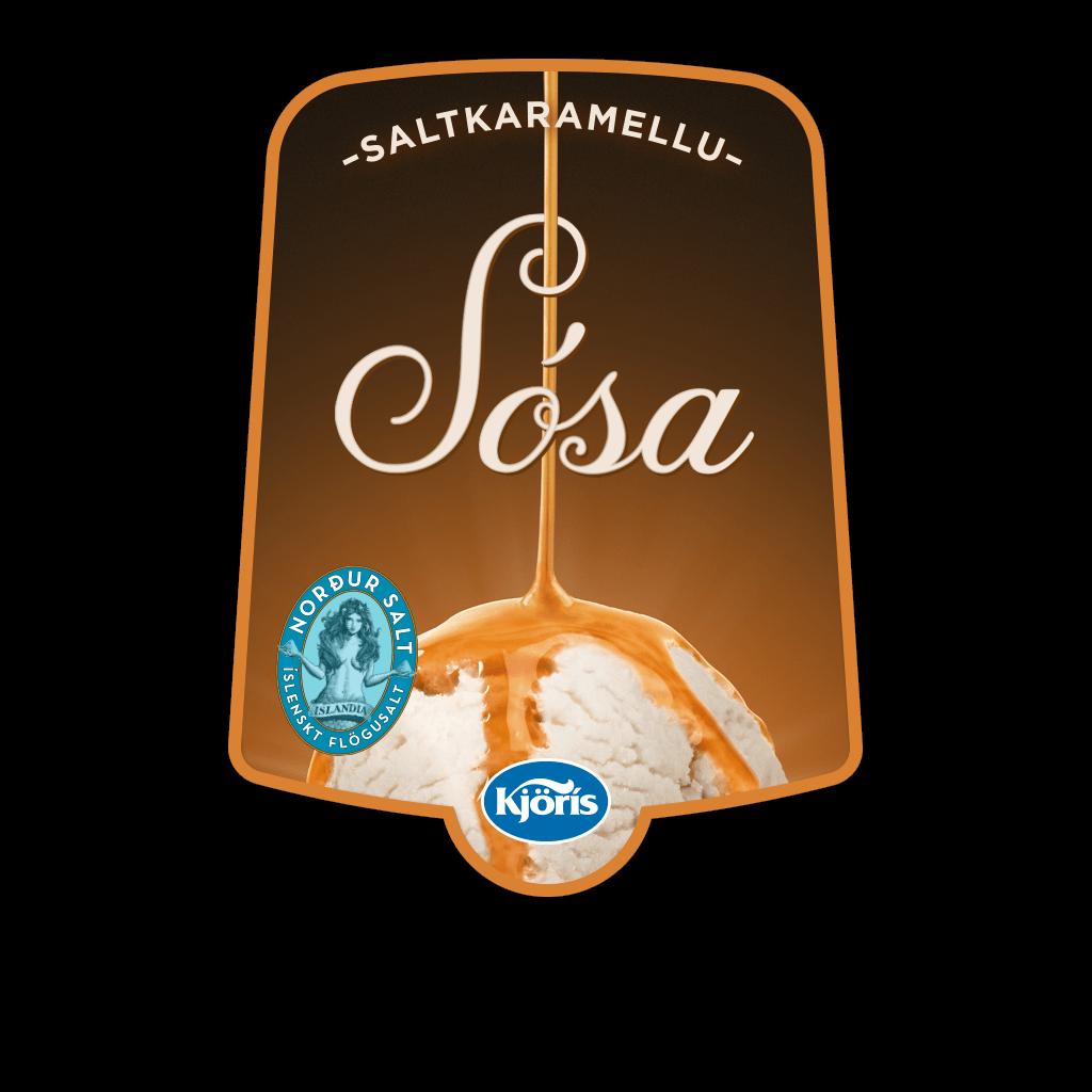 Saltkaramellu Sósa